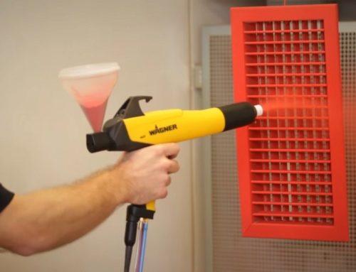 Скорость покраски сократилась на 20% благодаря обновлению оборудования