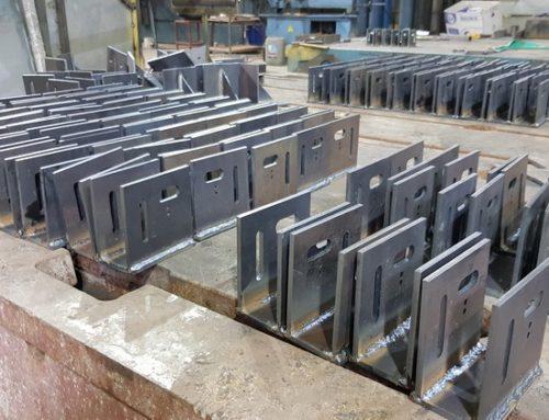 Технология производства металлических кронштейнов